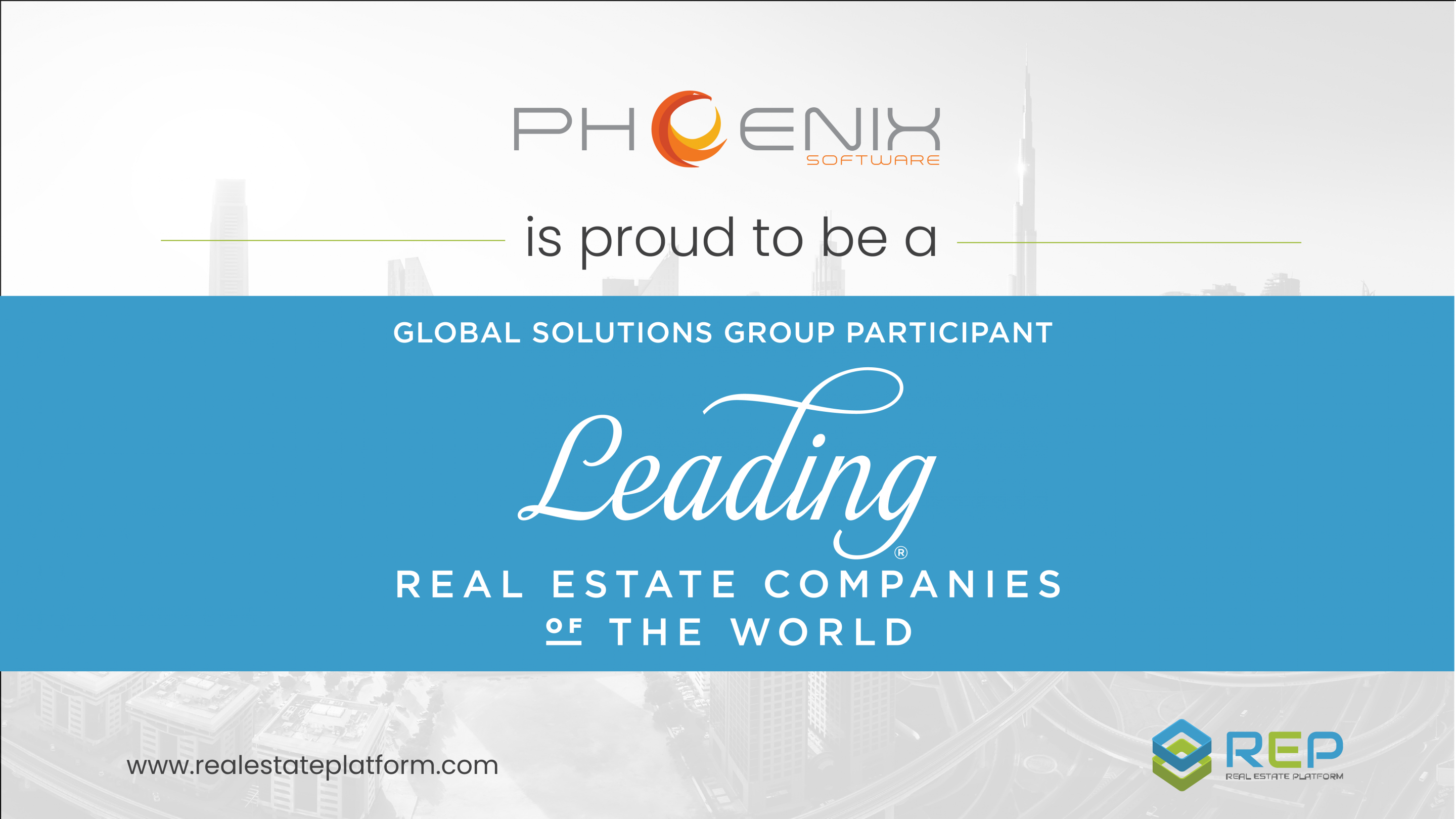 Phoenix Software becomes a member of LeadingRE