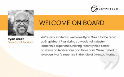 GryphTech Welcomes Ryan Green to the Executive Team