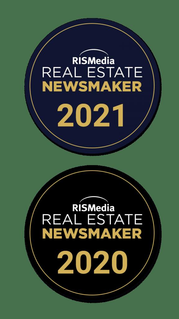 RIS Media 2020 and 2021 badge - Carlos Matias